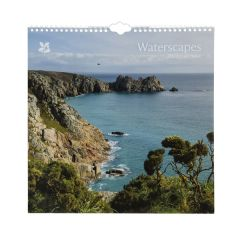 National Trust 2022 Waterscapes Calendar