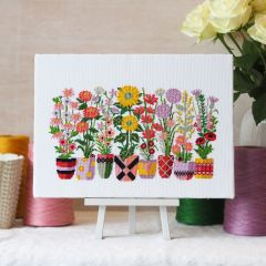 Bloom and Grow Cross Stitch