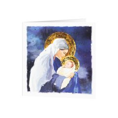 National Trust Madonna and Child Christmas Cards, Pack of 10