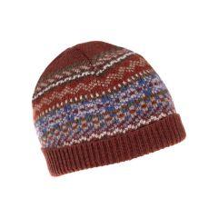 Men's Fairisle Knit Hat