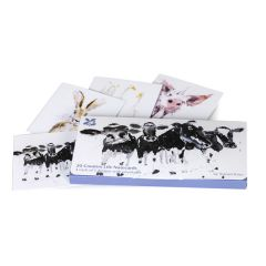 National Trust Syman Kaye Notecards Wallet x20