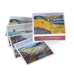 National Trust Jo Grundy Autumn Colour Notecards, x20