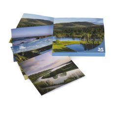 National Trust Waterscape Notecards x8