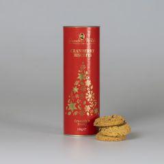 Grandma Wild's Cranberry Biscuits