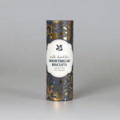Luxury Chocolate Shortbread Tube