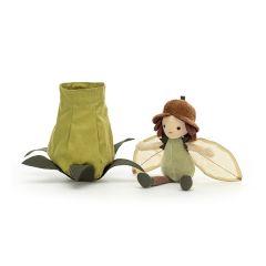 Jellycat Acorn Petalkin Doll