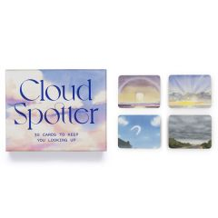 Cloud Spotter Cards, 30 Cards to Keep You Looking Up