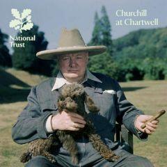 Churchill at Chartwell