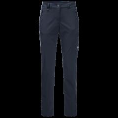 National Trust Jack Wolfskin Women's Wicken Fen Trousers, Night Blue