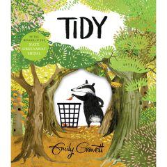Tidy Book by Emily Gravett