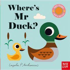Where's Mr Duck? Book