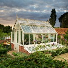 National Trust Alitex Scotney Greenhouse
