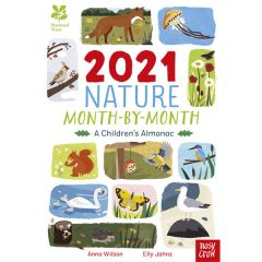 Nature: Children's Almanac 2021