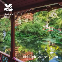 National Trust Biddulph Grange Garden Guidebook