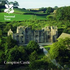 National Trust Compton Castle Guidebook