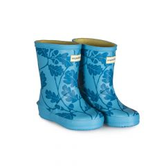 National Trust Hunter Kids First Wellington Boot, Starlight