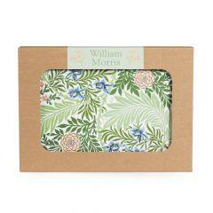 William Morris Placemats, Set of 6, Mixed Designs