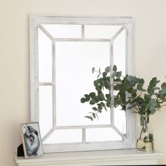 Naples Rectangle Outdoor Mirror