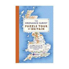 Ordnance Survey Puzzle Tour of Britain