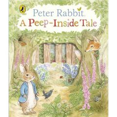 Peter Rabbit, A Peep-Inside Tale