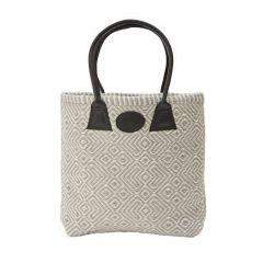 Weaver Green Shopper Bag, Provence Dormouse