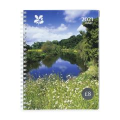National Trust 2021 Engagement Diary