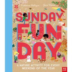 Sunday Fun Day Activity Book