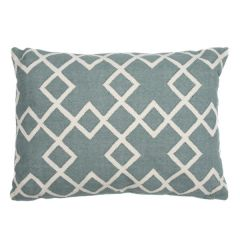 Weaver Green Juno Teal Floor Cushion