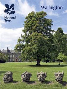 National Trust Wallington Guidebook