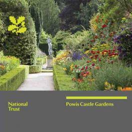 National Trust Powis Castle Garden Guidebook