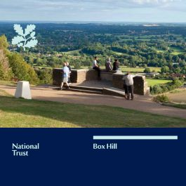 National Trust Box Hill Guidebook