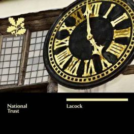 National Trust Lacock Guidebook