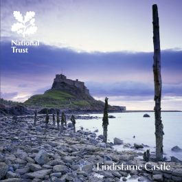 National Trust Lindisfarne Castle Guidebook