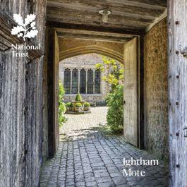 National Trust Ightham Mote Guidebook
