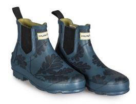 National Trust Hunter Women's Chelsea Field Boot, Dusk