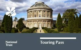 National Trust Touring Pass - Admit Two, 14 Days