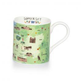 National Trust Somerset Mug