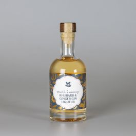 National Trust Rhubarb and Ginger Gin Liqueur, 350ml