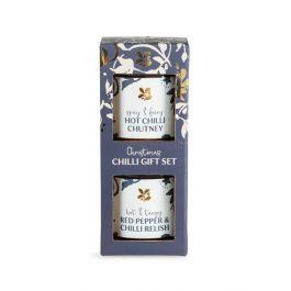National Trust Christmas Chilli Gift Set