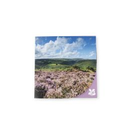 Landscapes Photographic Notecards, Pack of 8