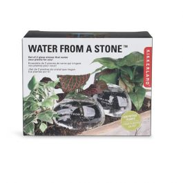 Water From a Stone, Glass Waterer