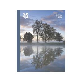 National Trust 2021 Desk Diary
