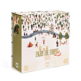 Enjoy The Forest Jigsaw Puzzle, 100 Pieces