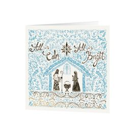 National Trust Nativity Christmas Cards, Pack of 10