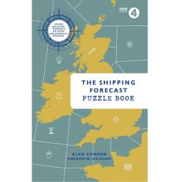 Shipping Forecast Puzzle Book