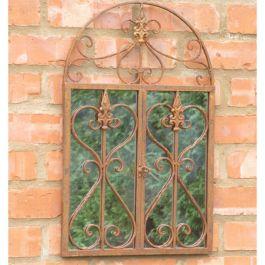 Outdoor Medieval Mirror