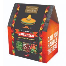 Chilli House Starter Kit