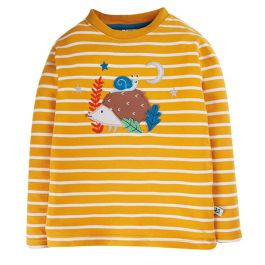 Frugi and National Trust Top, Nocturnal Explorers