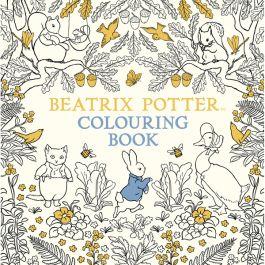 Beatrix Potter Colouring Book