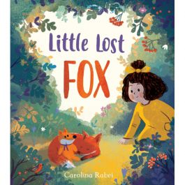 Little Lost Fox Book